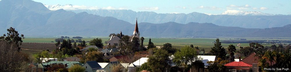 Riebeek Kasteel quirky village destination
