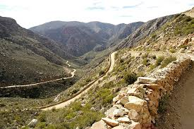 Prince Albert The Swartberg Pass road less travelled