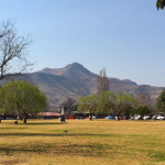 Clarens view