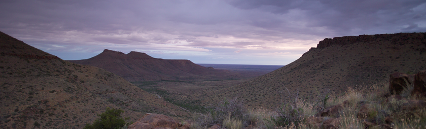 Karoo National Park unusual travel destination