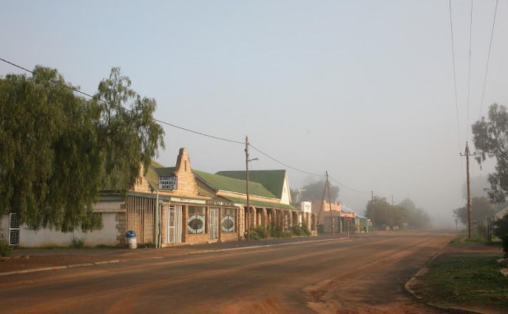 Nieuwoudtville alternative travel destination