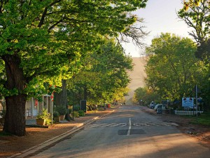 Greyton-Main-Road-Sunrise