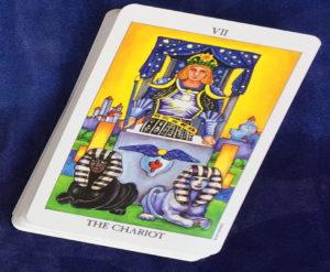 The Chariot Tarot Crone Tarot